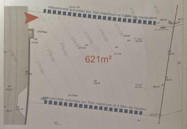Grundstück in La montagne - Parcelle 04 - Lotissement Papangue