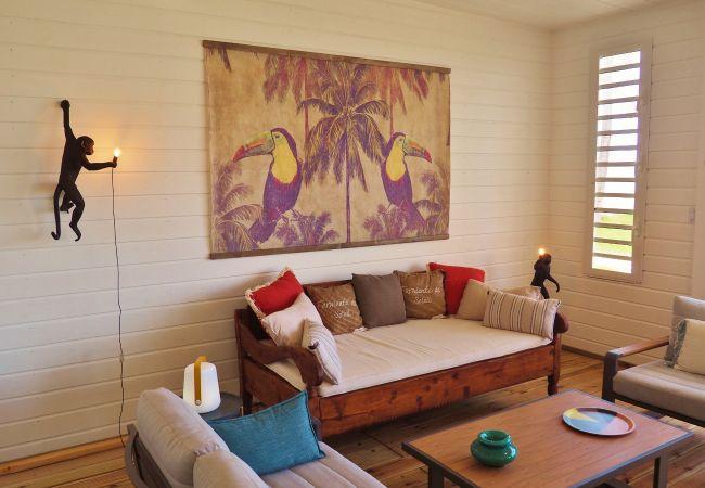 Location de luxe face au lagon à La Réunion