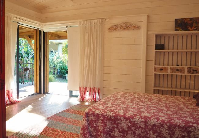 Home to rent villa serenity with 4 bedrooms in reunion island