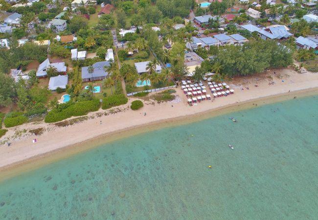 Villa Ipanema, maison à louer à la Saline les Bains sur Tropical Home