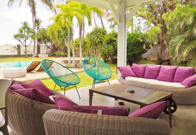 Maison de vacances tropical home à louer à la Réunion