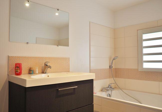 La villa Ipanema est une location avec 2 salles de bains à la Réunion