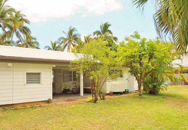 Location maison 6 personnes face au lagon de la Réunion