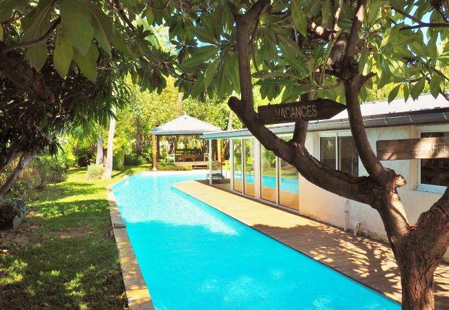 Location maison de luxe à la Réunion
