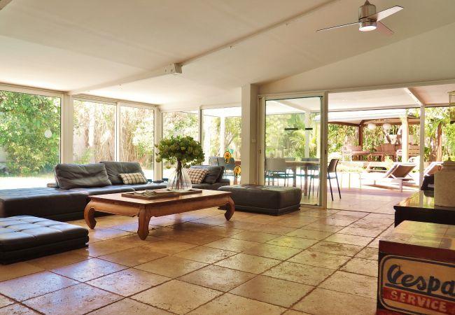 Maison de vacances Tropical Home à louer