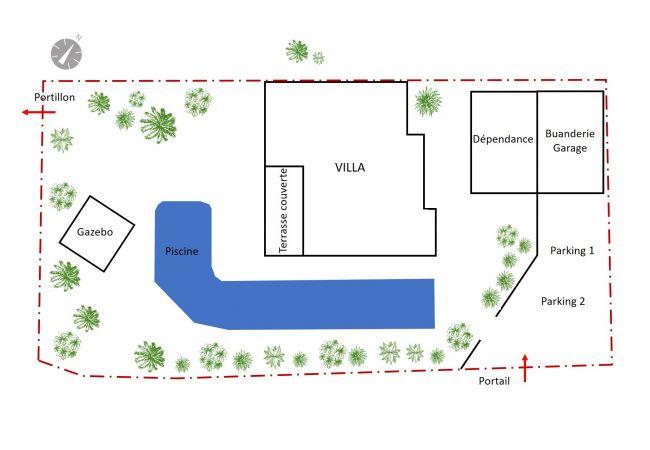 Location villa Airbnb la Réunion