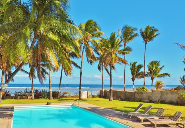 villa Sable d'Or holiday rental accomodation in Reunion island