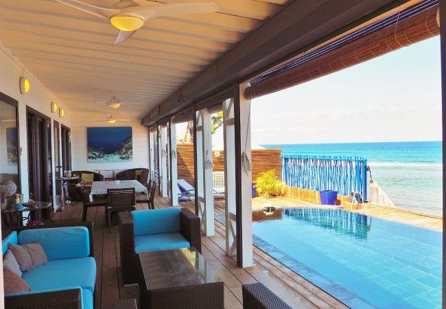 location de vacances de standing à saint gilles les bains la réunion