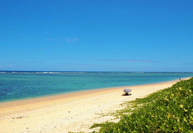 magnifique maison de vacances à la Réunion face à la plage