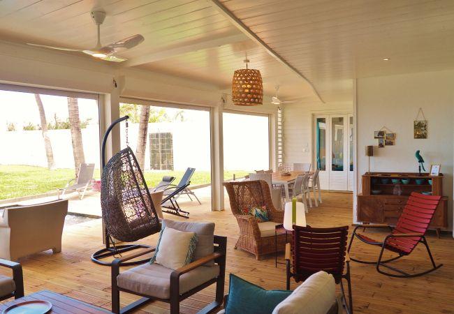 Agence de location saisonnière 974 Tropical Home