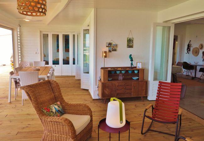 Magnifique maison sur l'île de la Réunion