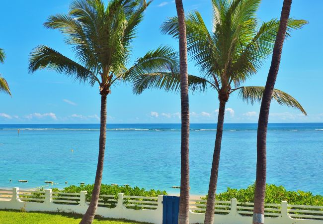 Découvrez la villa Cocotiers des sables Tropical Home