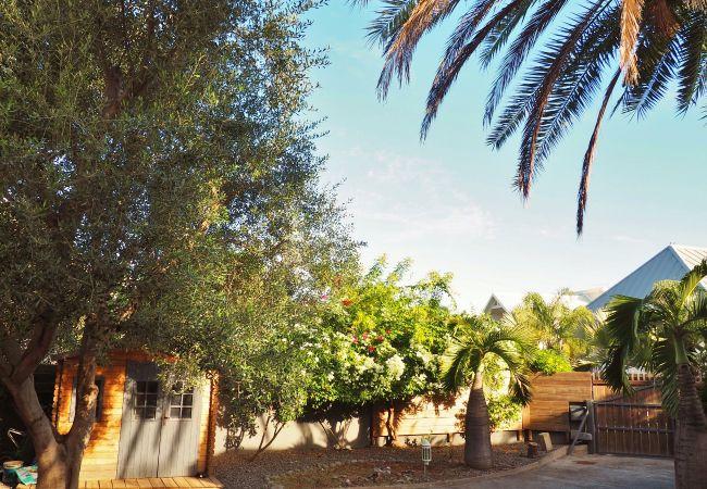 Location villa Mademoiselle avec parking privé à la Réunion