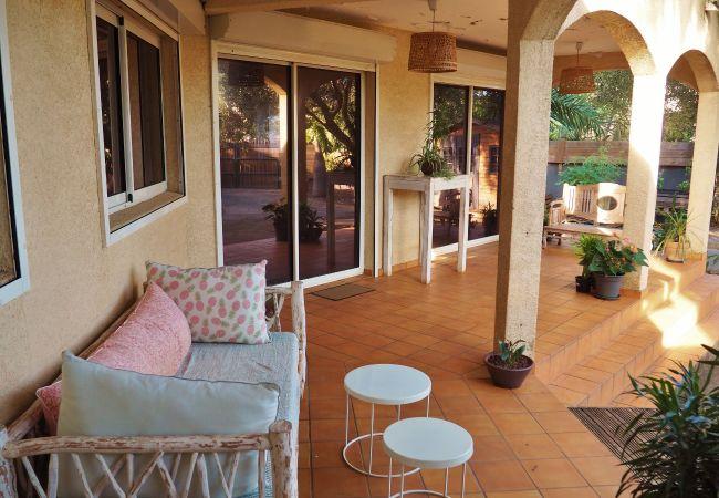 la Villa Mademoiselle est une location de vacances à la Réunion
