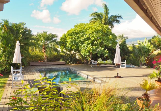 Amazing home to rent in reunion island