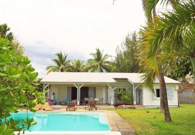 Location de villa haut de gamme à la Réunion