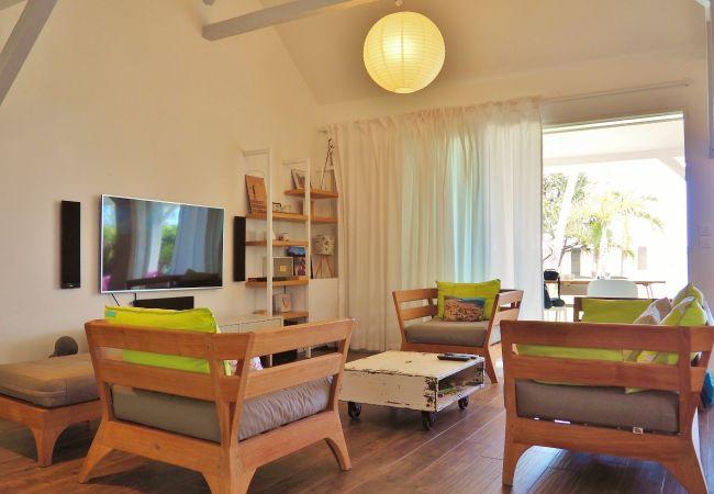 Villa face à l'océan à la Réunion avec Tropical Home