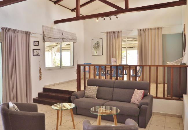 Holiday rental accomodation Tropical home to rent in reunion island