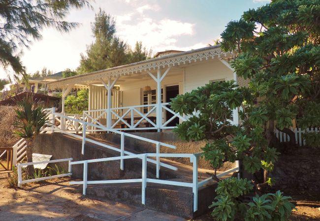 House in Saint-Gilles les Bains - Villa Bambou