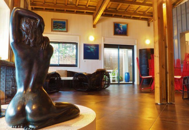 location de vacances grand luxe à la réunion avec tropical home