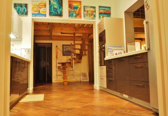 une cuisine totalement équipée pour votre location de vacances