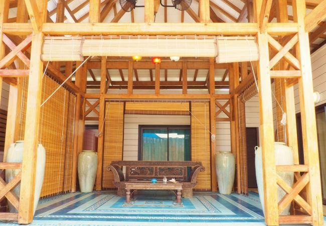 Chambres pour des vacances familiales ou entre amis à la réunion