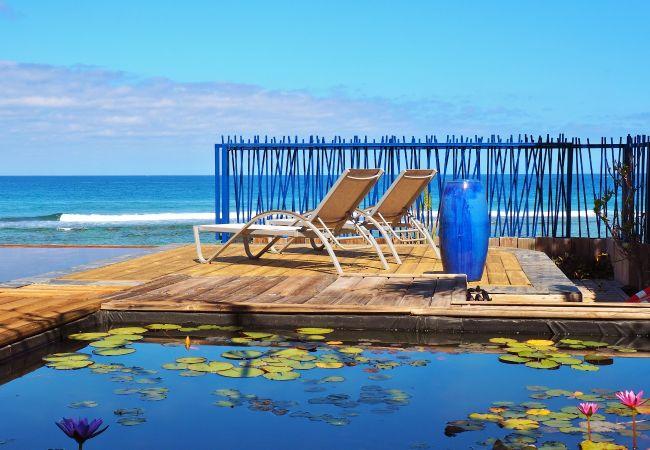 Magnifique maison vacances île de la Réunion