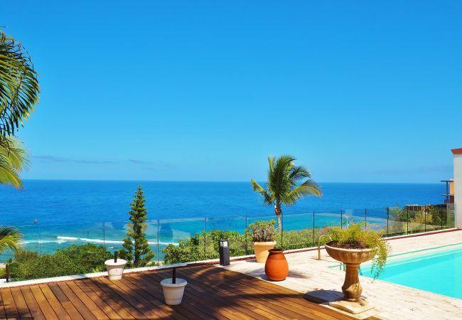 la villa champagne est une location de vacances à la Réunion