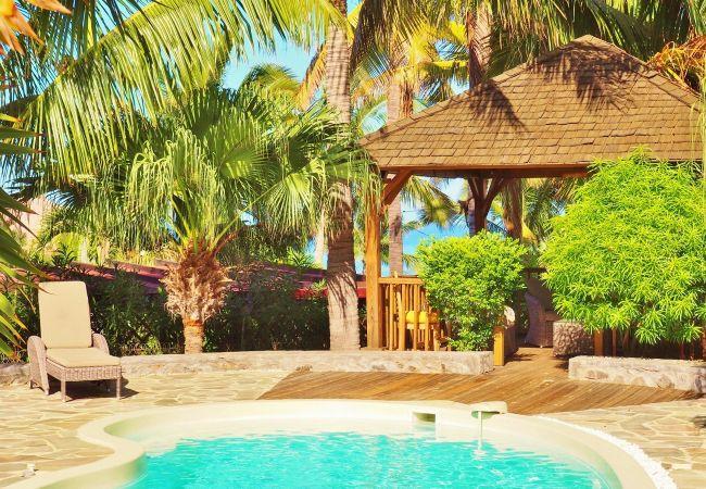 location de villa tropical home pour un séjour à la réunion