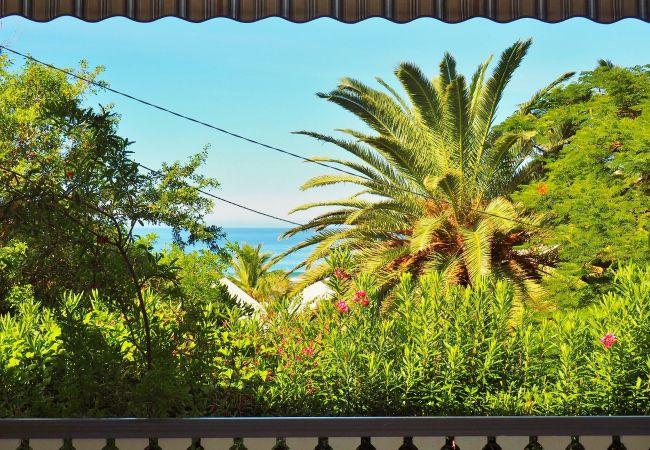 location de villa tropical home avec vue mer à la Réunion