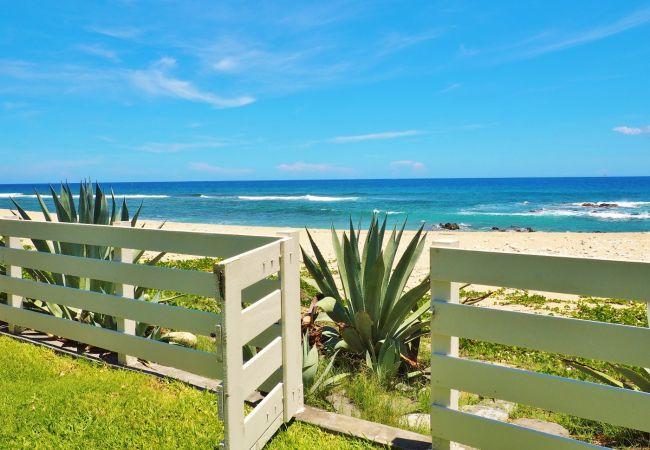 Maison de charme avec accès direct à la plage et piscine à la réunion