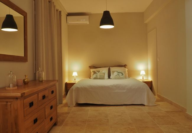magnifique chambre luxe dans la villa les aigrettes à la réunion