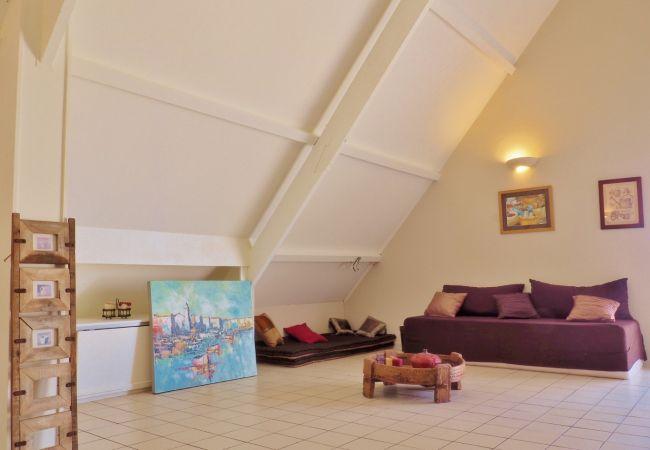 Villa tropical home les Aigrettes avec accès direct au lagon