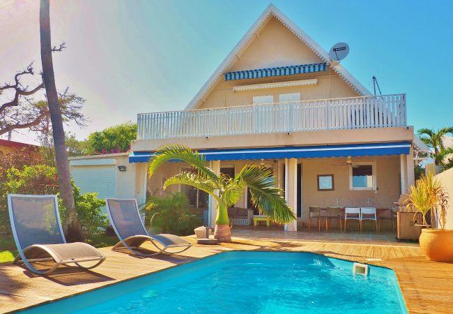 location de vacances villa les aigrettes à l'île de la Réunion