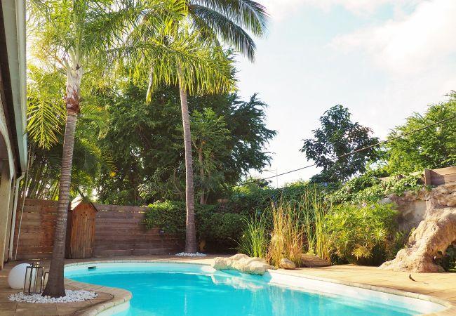 Pour des vacances à la réunion villa à louer sur tropical home