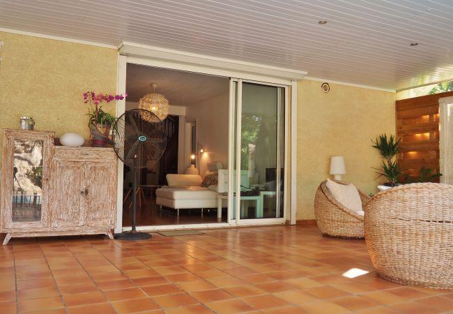 villa tropical home avec piscine pour vos vacances à la Réunion