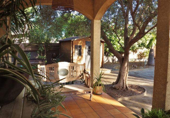 Location de vacances dans la villa Mademoiselle avec terrasse