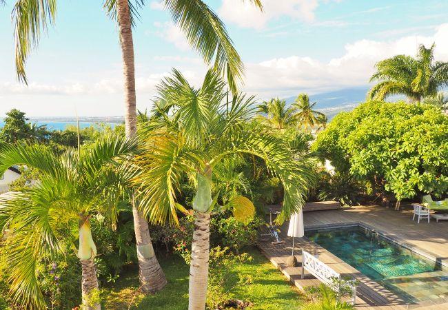 Maison avec piscine proche de Saint-Gilles à la Réunion
