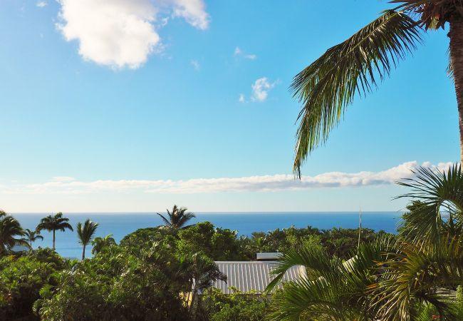 Superbe vue mer de la villa Sérénité avec Tropical Home