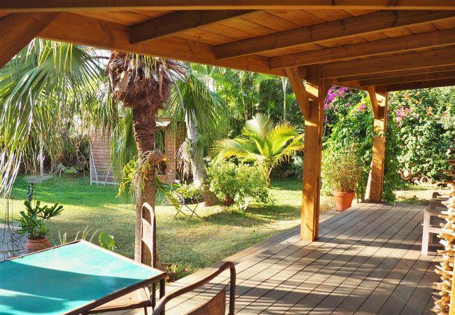 superbe villa tropical home à la réunion avec bungalow