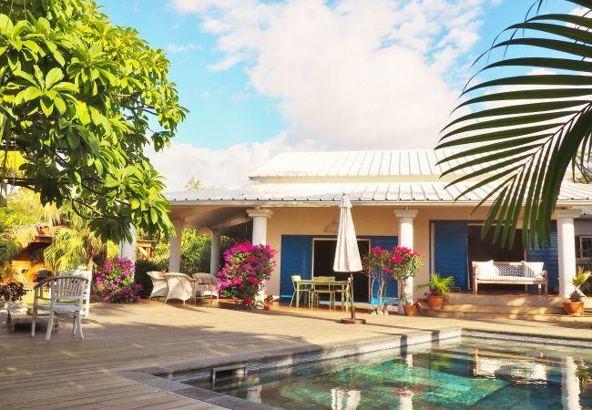 Pour des vacances à la réunion maison à louer sur tropical home