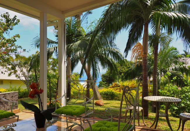 villa des Palmiers, location de vacances à la Réunion