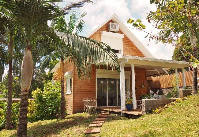 Villa des Palmiers maison de vacances à la Réunion