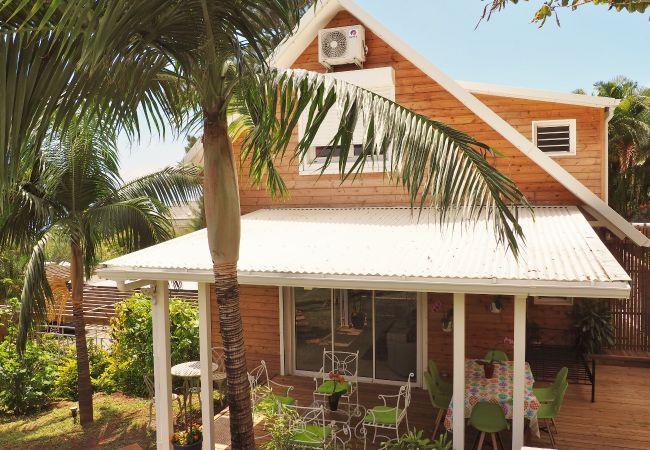 location de maison de qualité à la Réunion