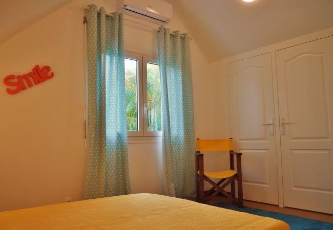 Magnifique maison à louer à la Réunion avec 2 chambres