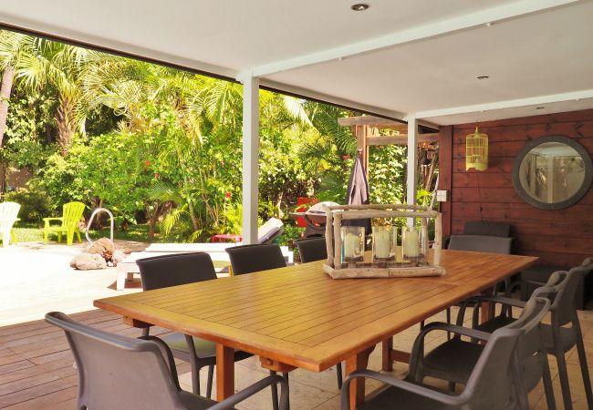 Maison de standing pour un séjour de rêve à la Réunion