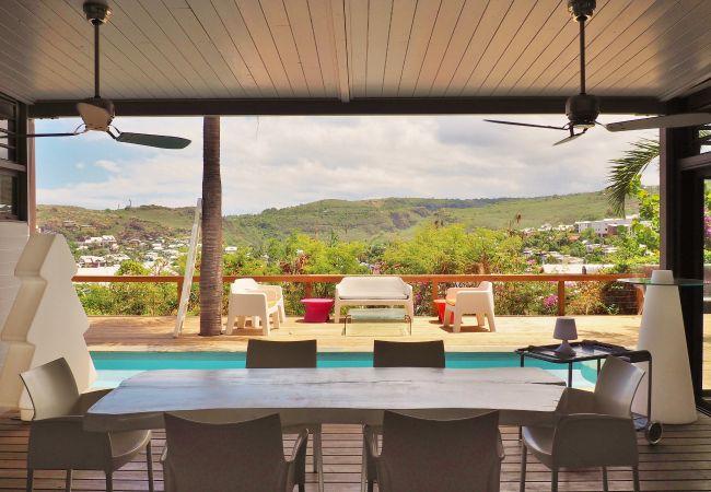 Maison grand luxe pour un séjour à la Réunion