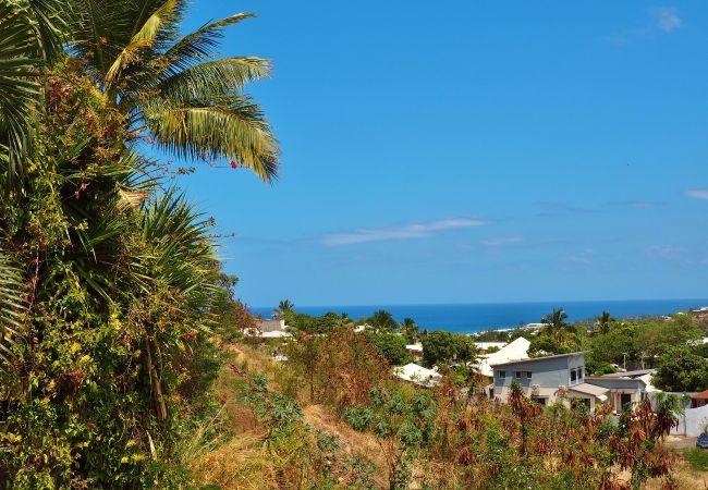 Villa avec piscine et vue océan pour un séjour à la Réunion