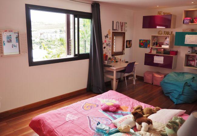 Maison de vacances avec 4 chambres à la Réunion