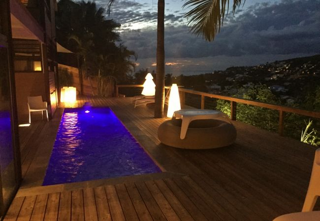 Splendide hébergement pour vos vacances à la Réunion